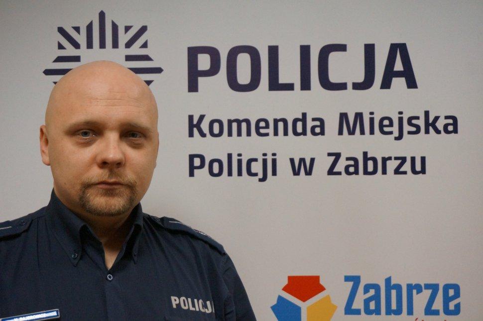 mł.asp. Marcin Bajerowicz