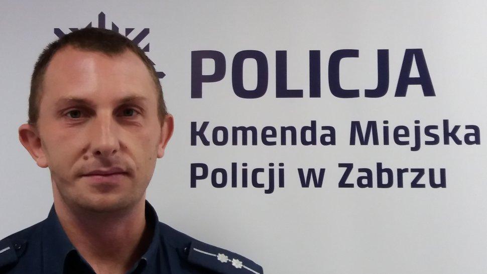 asp. Andrzej Cieśla