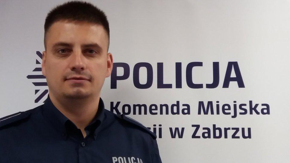 mł.asp. Tomasz Marczewski